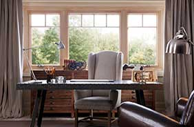 Milgard Essence Wood Windows