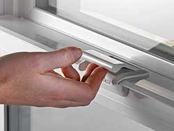 Milgard Smart Touch Window Lock